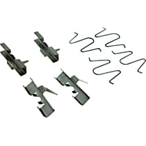117.45017 Brake Hardware Kit - Direct Fit, Kit