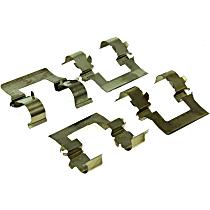 117.46007 Brake Hardware Kit - Direct Fit, Kit