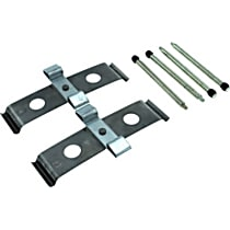 117.46021 Brake Hardware Kit - Direct Fit, Kit