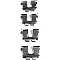 117.48002 Brake Hardware Kit - Direct Fit, Kit