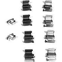 117.48006 Brake Hardware Kit - Direct Fit, Kit