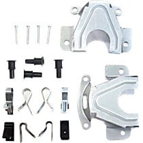 117.61004 Brake Hardware Kit - Direct Fit, Kit