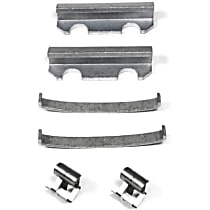 117.61005 Brake Hardware Kit - Direct Fit, Kit