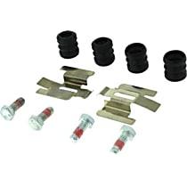 117.61023 Brake Hardware Kit - Direct Fit, Kit