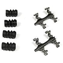 117.61026 Brake Hardware Kit - Direct Fit, Kit