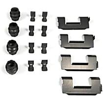 117.61033 Brake Hardware Kit - Direct Fit, Kit