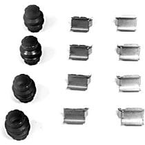 Centric 117.61042 Brake Hardware Kit - Direct Fit, Kit