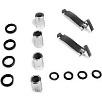 117.62005 Brake Hardware Kit - Direct Fit, Kit