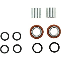 117.62009 Brake Hardware Kit - Direct Fit, Kit