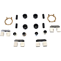 117.62026 Brake Hardware Kit - Direct Fit, Kit