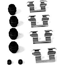 117.62049 Brake Hardware Kit - Direct Fit, Kit