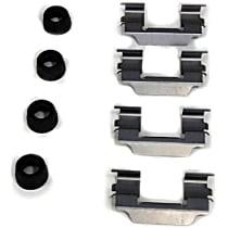 117.62063 Brake Hardware Kit - Direct Fit, Kit