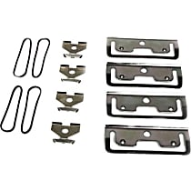 Centric 117.63003 Brake Hardware Kit - Direct Fit, Kit