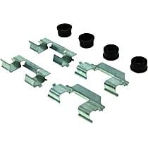 117.66014 Brake Hardware Kit - Direct Fit, Kit