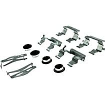 117.66015 Brake Hardware Kit - Direct Fit, Kit
