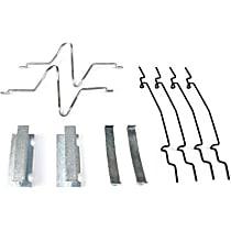 117.79001 Brake Hardware Kit - Direct Fit, Kit