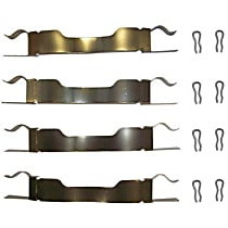 117.90005 Brake Hardware Kit - Direct Fit, Kit