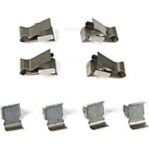 Centric 117.91011 Brake Hardware Kit - Direct Fit, Kit