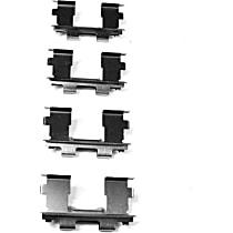 117.91018 Brake Hardware Kit - Direct Fit, Kit