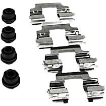 117.22007 Brake Hardware Kit - Direct Fit, Kit