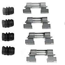 117.22008 Brake Hardware Kit - Direct Fit, Kit