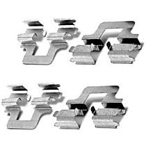117.33030 Brake Hardware Kit - Direct Fit, Kit