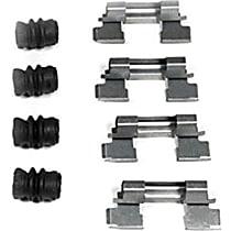 117.33043 Brake Hardware Kit - Direct Fit, Kit