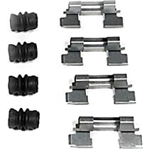Brake Hardware Kit - Direct Fit, Kit