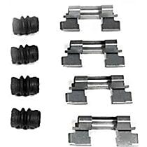 117.33044 Brake Hardware Kit - Direct Fit, Kit