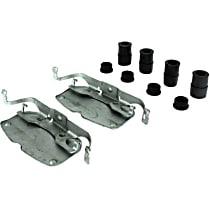 117.34034 Brake Hardware Kit - Direct Fit, Kit