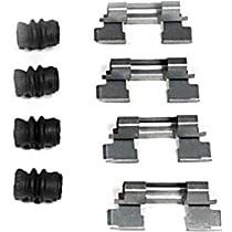 117.34036 Brake Hardware Kit - Direct Fit, Kit