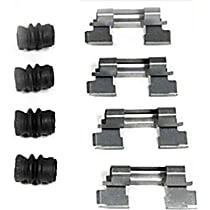 117.34043 Brake Hardware Kit - Direct Fit, Kit