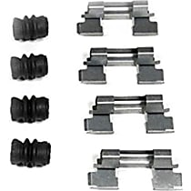117.34046 Brake Hardware Kit - Direct Fit, Kit