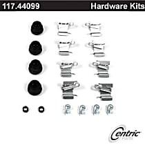 Centric 117.44099 Brake Hardware Kit - Direct Fit, Kit