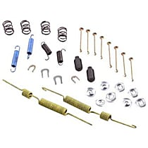 118.43006 Brake Hardware Kit - Direct Fit, Kit