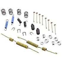 Centric 118.43006 Brake Hardware Kit - Direct Fit, Kit