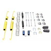 Centric 118.44008 Brake Hardware Kit - Direct Fit, Kit