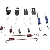 118.48005 Brake Hardware Kit - Direct Fit, Kit