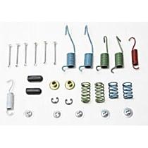 118.62010 Brake Hardware Kit - Direct Fit, Kit