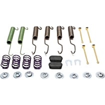 Centric 118.63010 Brake Hardware Kit - Direct Fit, Kit