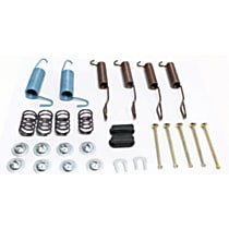 Centric 118.64002 Brake Hardware Kit - Direct Fit, Kit
