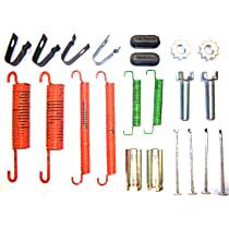 Centric 118.65016 Brake Hardware Kit - Direct Fit, Kit