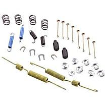 118.66001 Brake Hardware Kit - Direct Fit, Kit