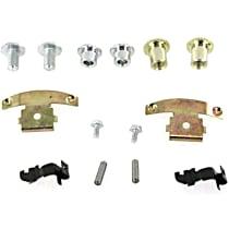 118.66004 Brake Hardware Kit - Direct Fit, Kit