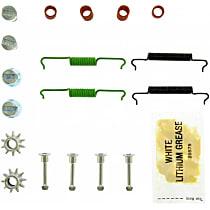 118.34007 Parking Brake Hardware Kit