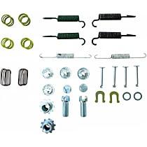 118.44043 Parking Brake Hardware Kit