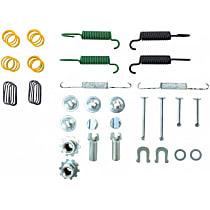 118.44092 Parking Brake Hardware Kit