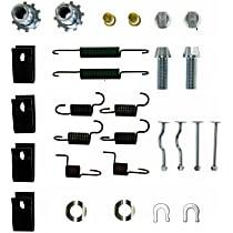 118.47008 Parking Brake Hardware Kit