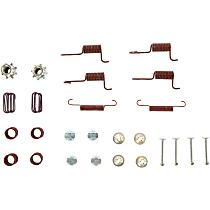 118.50013 Parking Brake Hardware Kit