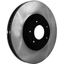 Centric Premium Rear Driver Or Passenger Side Brake Disc